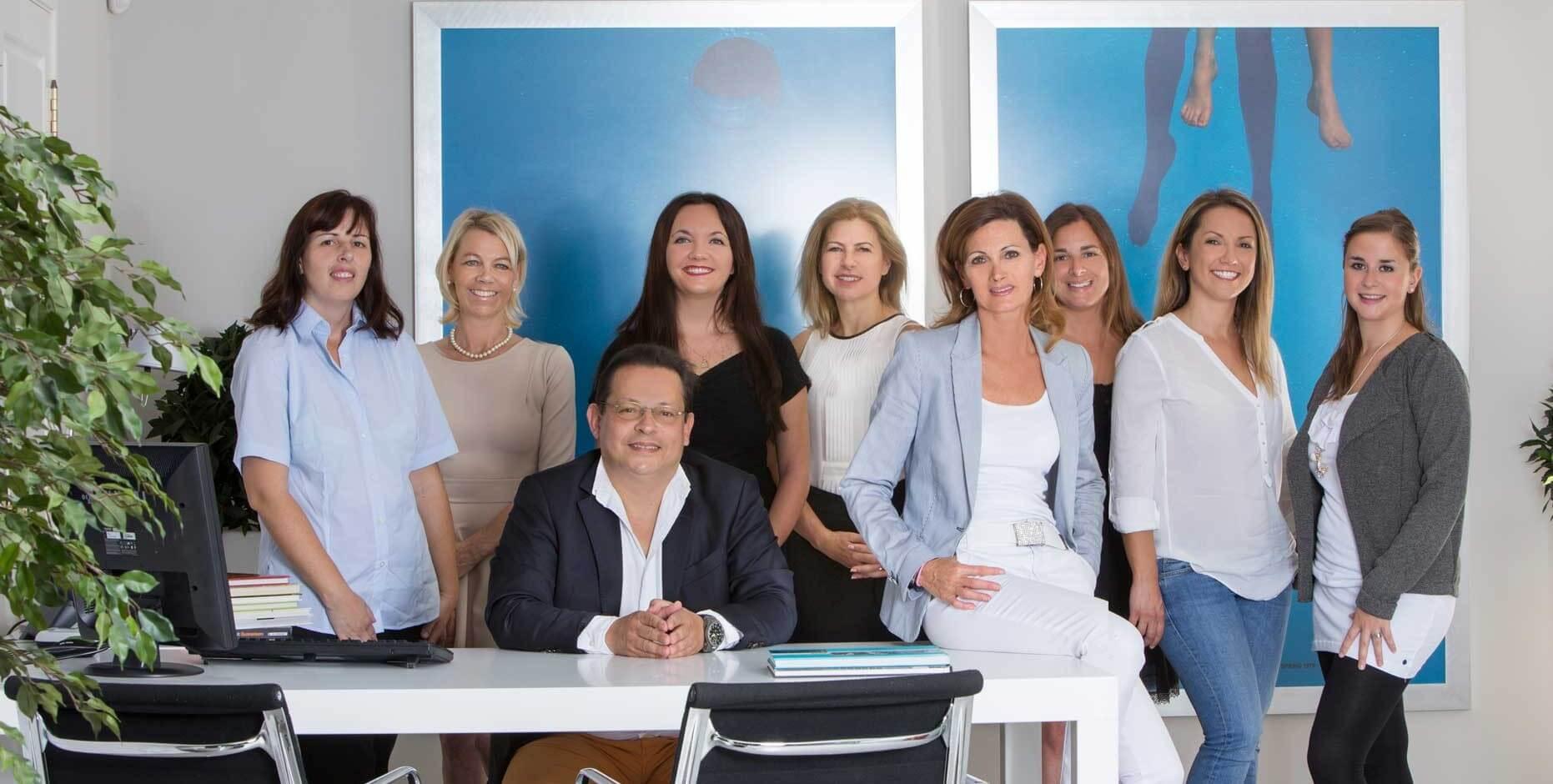 Iberia Versicherungen Team